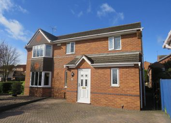 Thumbnail 4 bed detached house for sale in Deepwell Bank, Halfway, Sheffield