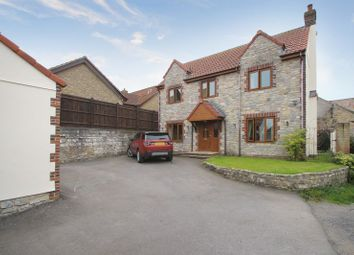 Thumbnail 3 bed detached house for sale in Goose Lane, Chilton Polden, Bridgwater