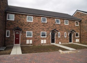 Thumbnail 3 bedroom terraced house for sale in Hunters Lodge, Newbiggin-By-The-Sea