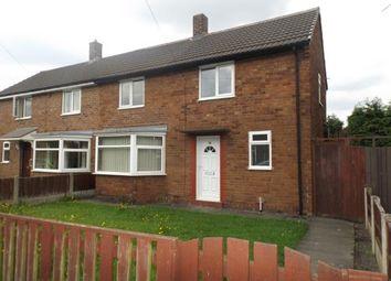 Thumbnail 2 bed semi-detached house for sale in Rimington Avenue, Golborne, Warrington, Greater Manchester