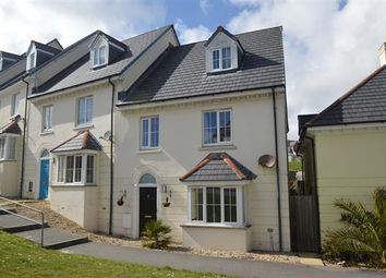 Thumbnail 4 bed end terrace house for sale in Swans Reach, Swanpool, Falmouth