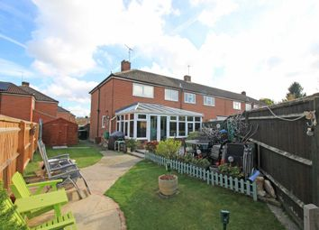 Thumbnail 3 bed semi-detached house for sale in Kentwood Close, Cholsey, Wallingford