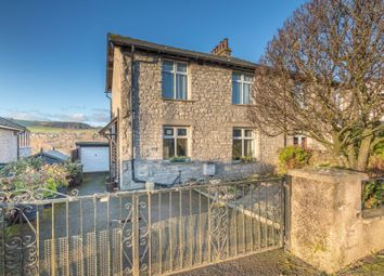 Thumbnail 3 bed semi-detached house for sale in Burneside Road, Kendal