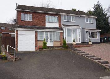 Thumbnail 3 bedroom semi-detached house for sale in Denton Grove, Great Barr, Birmingham