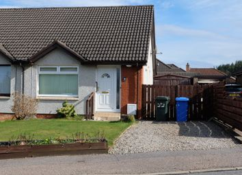 Thumbnail 2 bed semi-detached bungalow for sale in Lochlann Road, Culloden, Inverness