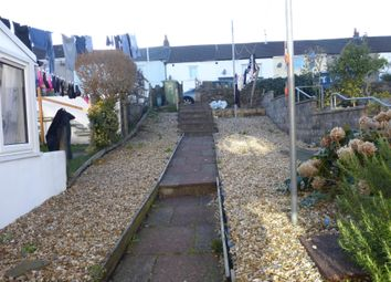 Thumbnail 1 bed terraced house to rent in Old Park Terrace, Treforest, Pontypridd