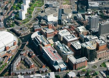 Thumbnail 2 bed flat for sale in Brindleyplace, Birmingham