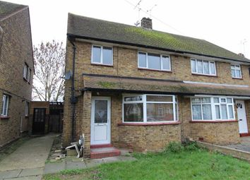 Thumbnail 3 bedroom semi-detached house to rent in Norwich Avenue, Southend On Sea, Essex