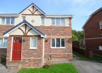 Thumbnail 3 bed semi-detached house for sale in 95 John Hibbard Avenue, Sheffield