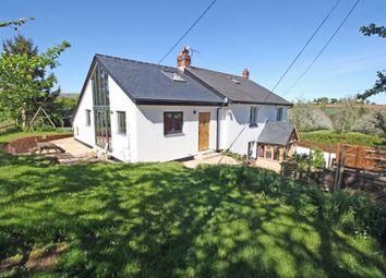 Thumbnail 4 bedroom detached house for sale in Shute Village, Shobrooke, Crediton