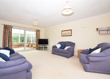 Thumbnail 4 bed detached house for sale in Ryarsh Road, Birling, West Malling, Kent