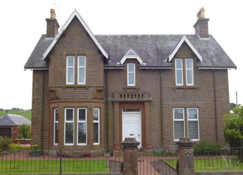 Thumbnail 5 bed detached house for sale in Rosemount, 40 Carlisle Road, Lockerbie