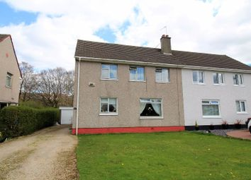 Thumbnail 4 bed semi-detached house for sale in Simpson Drive, East Kilbride