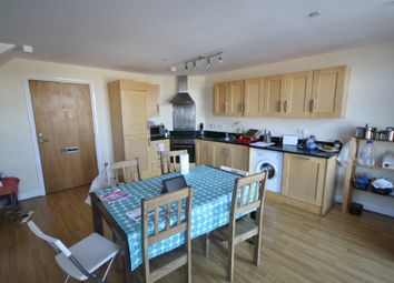 Thumbnail 3 bedroom flat to rent in Burgess House, Sanvey Gate, Leicester
