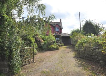 Thumbnail 2 bed semi-detached house for sale in Oldways End, East Anstey, Devon