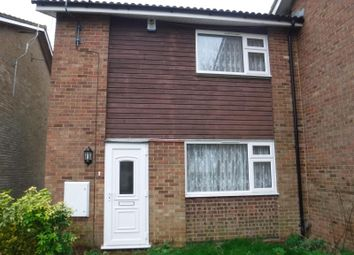 Thumbnail 2 bedroom end terrace house to rent in Kenia Walk, Gravesend