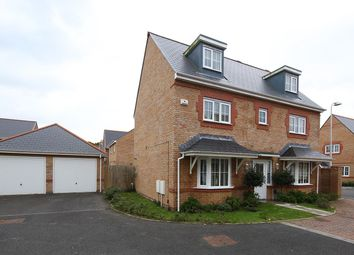 Thumbnail 5 bedroom detached house for sale in Scholars Drive, Penylan, Cardiff