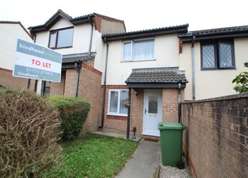 Thumbnail 2 bed terraced house to rent in Poplar Close, Plymouth