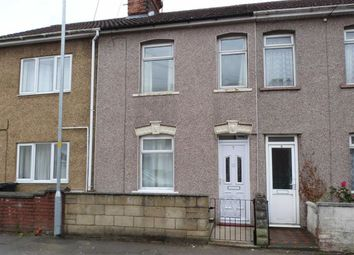 Thumbnail 2 bed terraced house to rent in Turner Street, Swindon