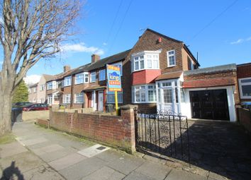 Thumbnail 3 bedroom end terrace house for sale in Durants Park Avenue, Ponders End, Enfield