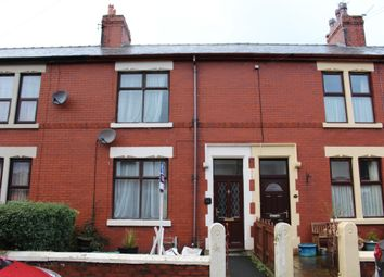 Thumbnail 3 bed terraced house to rent in Edward Street, Walton Le Dale, Preston