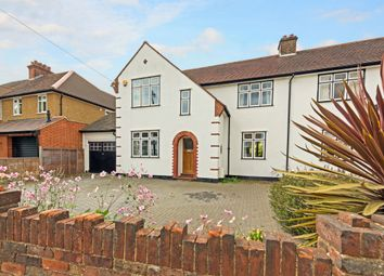 Thumbnail 4 bed semi-detached house to rent in Lancaster Road, St.Albans