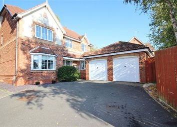 Thumbnail 4 bed detached house for sale in Swallow Wood Road, Aston Manor, Sheffield