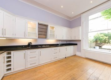 Thumbnail 3 bedroom flat to rent in Stafford Terrace, London