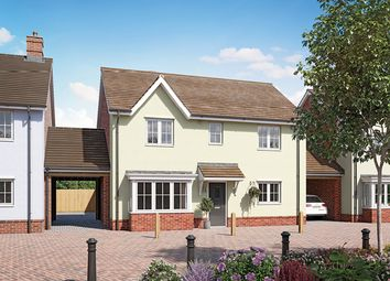 "Thumbnail 4 bed property for sale in ""The Keswick"" at Factory Hill, Tiptree, Colchester"