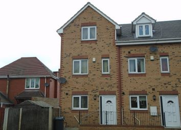 Thumbnail 4 bed end terrace house to rent in Halfway Close, Goldthorpe, Rotherham