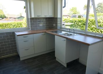 Thumbnail 2 bedroom bungalow to rent in Hart Lane, Bodham, Holt