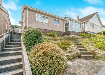 Thumbnail 3 bed detached bungalow for sale in Merafield Road, Plympton, Plymouth