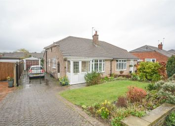 Thumbnail 2 bedroom semi-detached bungalow for sale in Beech Avenue, Keyworth, Nottingham