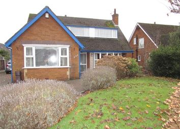 Thumbnail 4 bed bungalow for sale in Heyhouses Lane, Lytham St. Annes