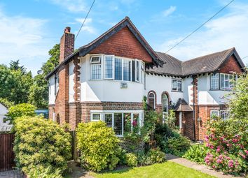 Thumbnail 3 bed semi-detached house for sale in Ash Close, New Malden