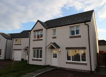 Thumbnail 4 bed property for sale in 35 Rose Hip Crescent, Larbert