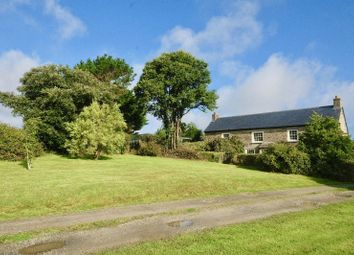 Thumbnail 4 bed cottage for sale in Maenporth Road, Maenporth, Falmouth