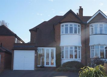 Thumbnail 3 bed semi-detached house for sale in Darnick Road, Sutton Coldfield