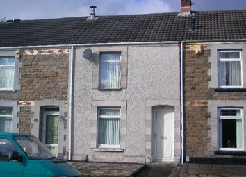 Thumbnail 3 bedroom terraced house to rent in Clydach Road, Morriston