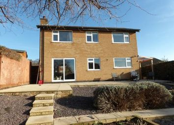 Thumbnail 4 bed detached house for sale in Mitchell Drive, Loughborough, Leicestershire