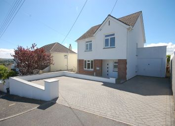 Thumbnail 3 bedroom detached house to rent in Kenwith Road, Bideford