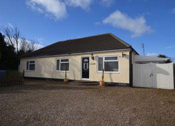Thumbnail 3 bed detached bungalow for sale in Grange Road, Widdrington, Morpeth