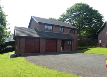 Thumbnail 4 bed detached house for sale in Coed Y Bryn, Aberaeron