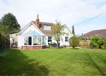 Thumbnail 5 bed detached bungalow for sale in Upper Garston Lane, Bratton
