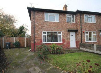 Thumbnail 3 bed end terrace house for sale in Alder Crescent, Warrington