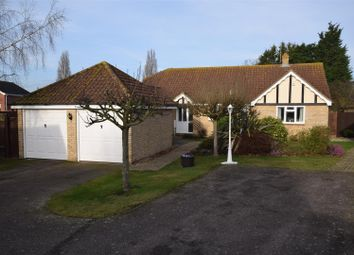 Thumbnail 4 bedroom detached bungalow for sale in Millfields, Tiptree, Colchester