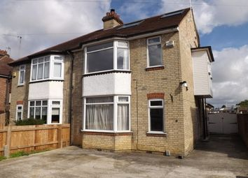 Thumbnail 4 bed property to rent in Lovell Road, Cambridge