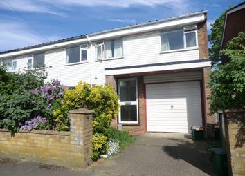 Thumbnail 3 bed end terrace house to rent in Beresford Road, St Albans