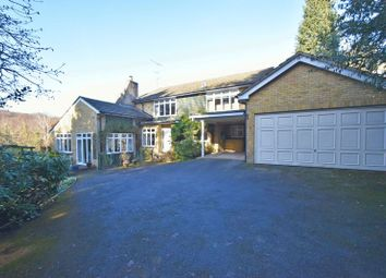 Thumbnail 4 bed detached house to rent in Bartons Road, Penn, High Wycombe