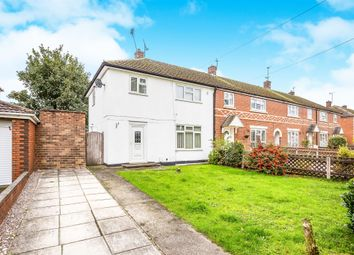 Thumbnail 3 bed end terrace house for sale in Sutton Way, Whitby, Ellesmere Port